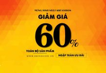KB Fashion sale 60%
