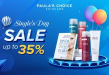 Paula's Choice sale 35%
