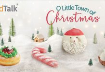 O Little Town Of Christmas: Ưu đãi 15%